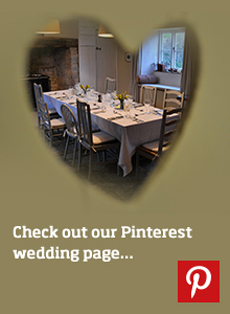 Check out our Pinterest wedding page...