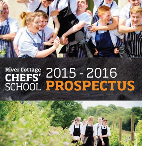River Cottage apprenticeships Prospectus